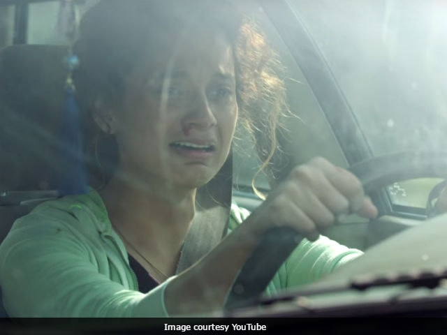 Simran Trailer: Kangana Ranaut Is A Shoplifter, Gambler In This Intriguing Film
