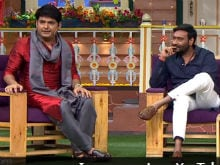 Kapil Sharma Keeps <i>Baadshaho</i> Cast Waiting, Ajay Devgn 'Storms Out'