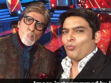 Kapil Sharma Didn't Cancel Shoot With Amitabh Bachchan. Here Is What Happened