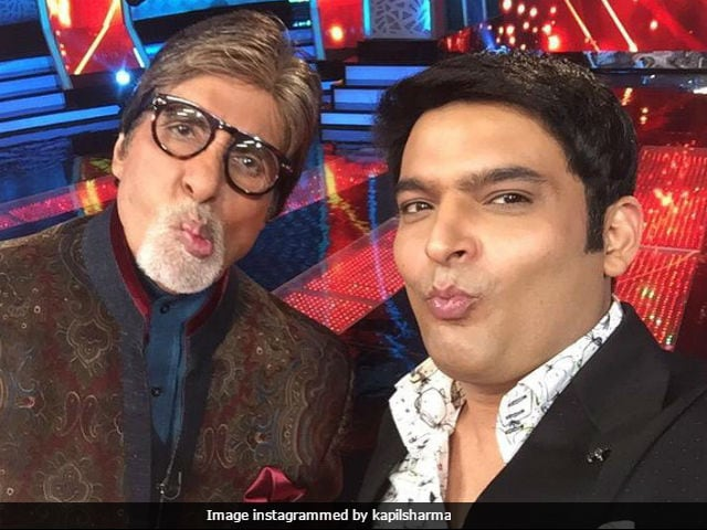 Kapil Didn't Cancel Shoot With Big B. Here's What Happened