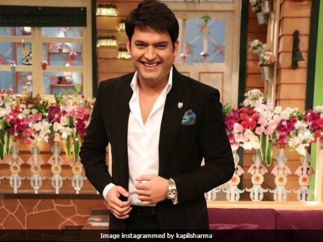 Good News. The Kapil Sharma Show Has Been Renewed For A Year