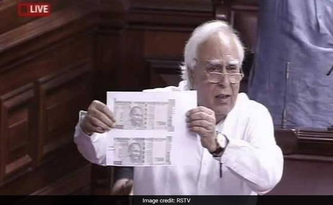 कांग्रेस का आरोप, दो तरह के 500 रुपये के नोट छापकर 'सदी का सबसे बड़ा घोटाला' किया नरेंद्र मोदी सरकार ने
