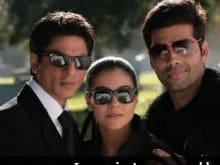 Pics From Karan Johar's Archives, Starring Kajol, Shah Rukh Khan, Aditya Chopra