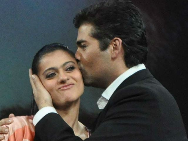 Kajol And Karan Johar Are Friends Again. Truly. On Twitter, Both Khushi And Gham