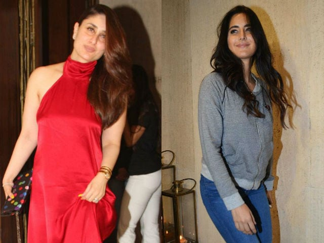 Baadshaho Director Approached Kareena Kapoor And Katrina Kaif For His Film