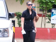 Swiss Vacation Done. Kareena Kapoor Khan Is Back At The Gym. See Pics