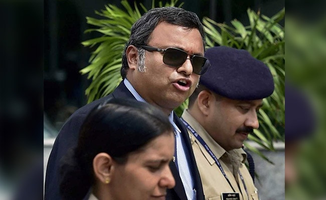 Enforcement Directorate Issues Fresh Summons To Karti Chidambaram In INX Media Case