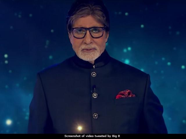 Kaun Banega Crorepati Season 9 Promo: Amitabh Bachchan's Ready For The Big Night. Are You?
