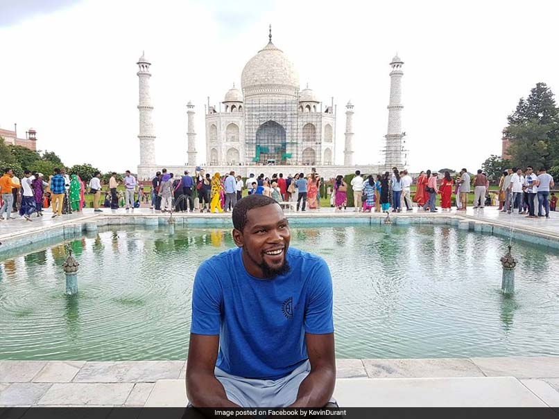 India Is 20 Years Behind In Terms Of Knowledge: NBA Star Kevin Durant