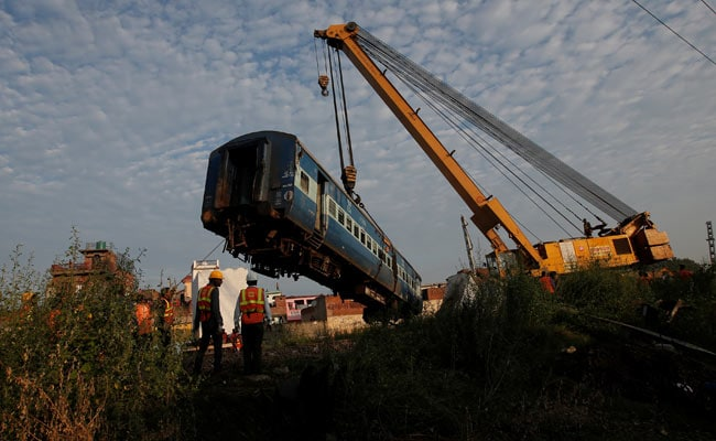 Utkal Express Derails: 4 Railway Officials Suspended, 3 Sent On Leave - Updates