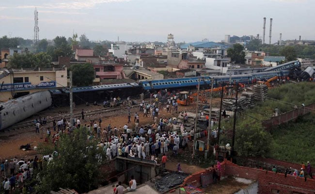 Khatauli Station Master Had Asked For Repair Of Track: Railway Official