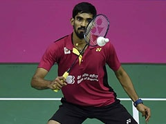 Look To Be In Best Shape For Tournaments In 2018: Kidambi Srikanth