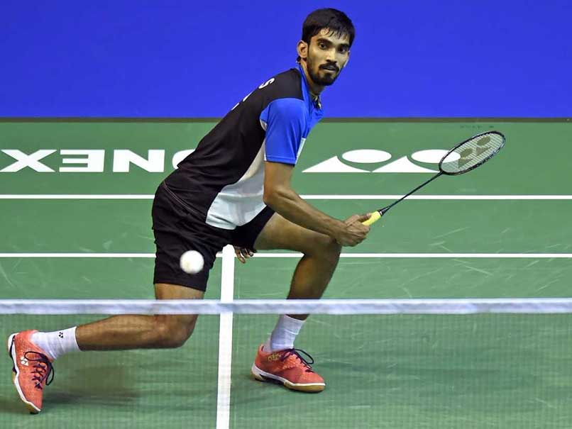Denmark Open Final Highlights: Kidambi Srikanth Wins His 3rd Superseries Premier Title – NDTV Sports