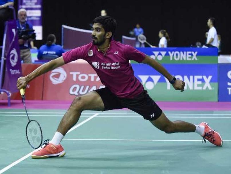 Kidambi Srikanth Strolls Into Second Round Of World Badminton Championships
