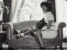Kim Kardashian's Pics As Jackie Kennedy 'Insulting', Says The Internet