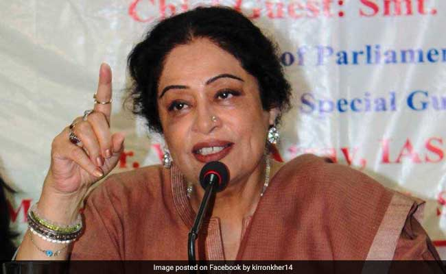 Never Blamed Or Shamed Gang-Rape Survivor, Says Kirron Kher After Outrage