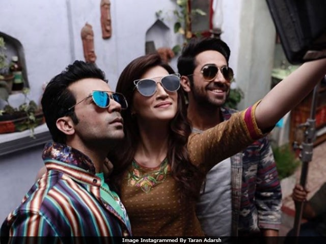Bareilly Ki Barfi Box Office Collection Day 1: Kriti Sanon, Ayushmann Khurrana And Rajkummar Rao's Film Gets A 'Low Opening'