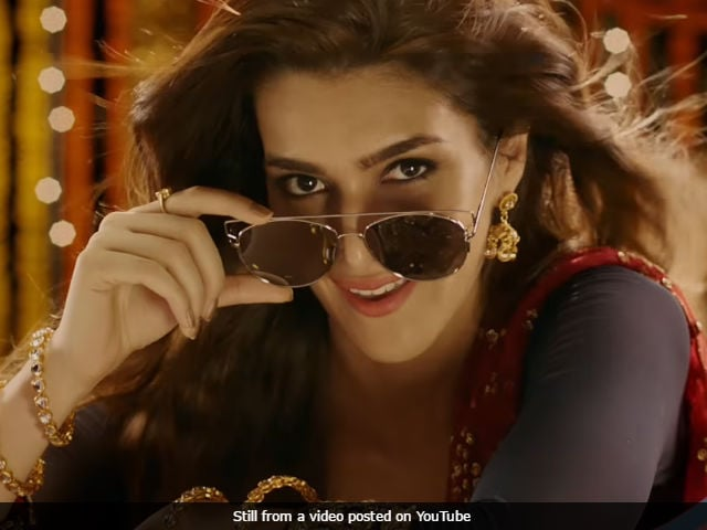 Kriti Sanon On Typecasting. 'Not The Kind Of Film You Like,' She Was Told