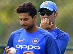 No Words To Describe MS Dhoni's Influence On Young Bowlers: Kuldeep Yadav