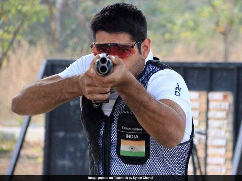 Asian Shotgun Championships: India Trap Shooter Kynan Chenai Bags Bronze