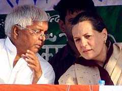 Bihar Congress MLAs Worthless, I Talk To Sonia Gandhi, Rahul: Lalu Yadav
