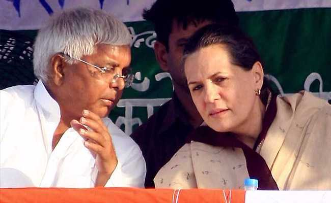Lalu Yadav Rally, Meant To Show Opposition Strength, Quickly Weakens