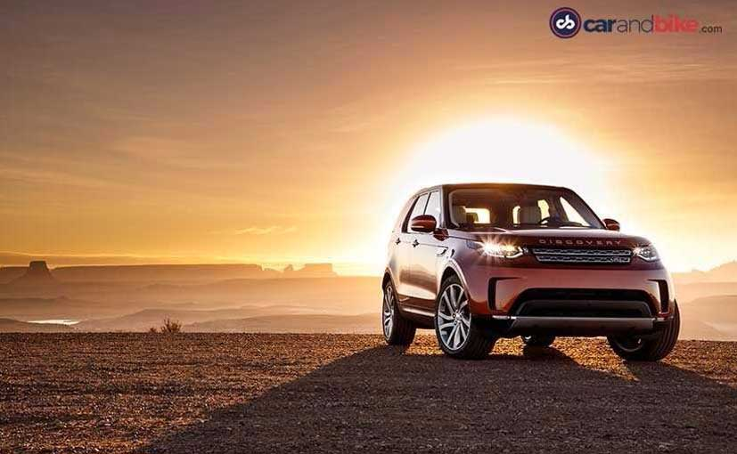 2017 Land Rover Discovery Prices Announced Starts At Rs 6805 Lakh