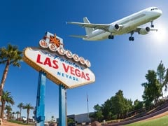 Man Flying To UK Lands In Las Vegas. His Boarding Pass Was Checked Thrice