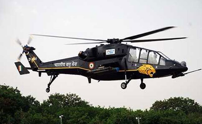 Army to get six Apache helicopters at cost of Rs 4168 crore