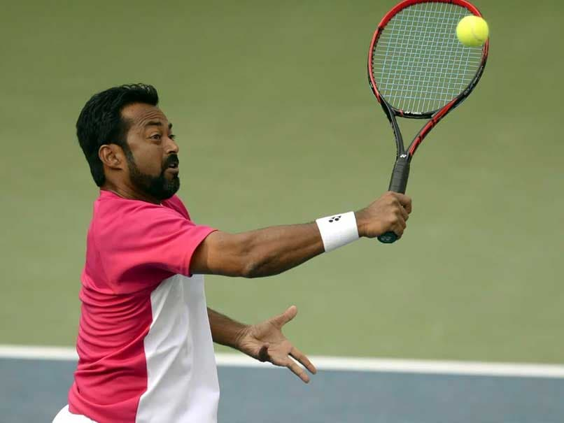 Cincinnati Open: Leander Paes-Alexander Zverev Crash Out In First Round