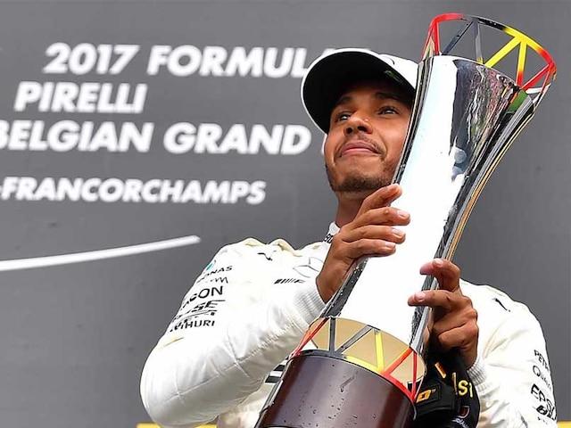 Formula One: Stubborn Lewis Hamilton Marks 200th Race With Spa Success