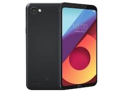LG Q6 भारत में 14,990 रुपये में लॉन्च, 5.5 इंच का फुलविज़न डिस्प्ले है इसमें