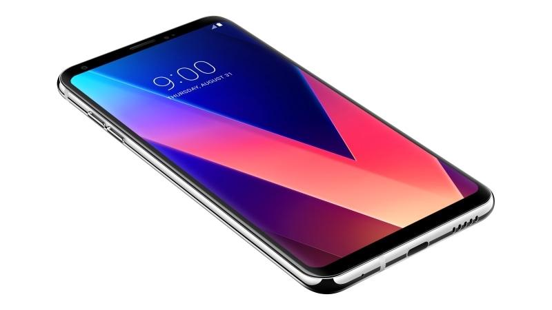 LG V30 यूज़र के लिए खुशखबरी, मिल रहा है एंड्रॉयड 8.0 ओरियो अपडेट