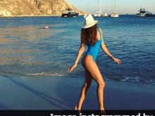 Lisa Haydon Shares Pictures From Her Beach Vacation