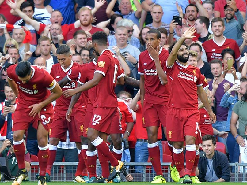 Premier League: Liverpool Thrash Arsenal, Alvaro Morata Lifts Chelsea