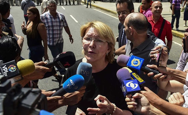 New Venezuela Assembly Fires Dissenting Attorney General