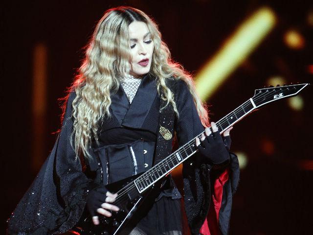 Madonna Moves To Lisbon For Son David's Football Dreams