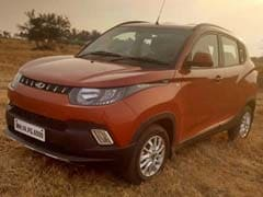 Mahindra KUV100 Facelift: All You Need To Know