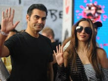Malaika Arora Posts Pic Of Ex-Husband Arbaaz Khan's 50th Birthday Party