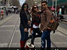 Malaika Arora, Karan Johar Are Having A Great Time In Melbourne
