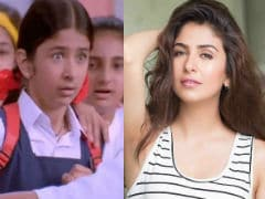 Malvika Raaj, Who Played Young Kareena Kapoor In <I>K3G</I>, Is Making Her Big Bollywood Debut