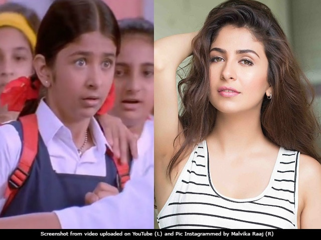 Malvika Raaj, Who Played Young Kareena Kapoor In K3G, Is Making Her Big Bollywood Debut