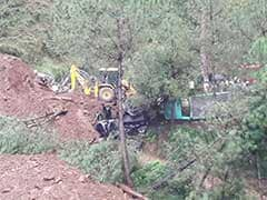 7 Dead, Over 20 Missing As Landslide Sweeps Away Buses In Himachal Pradesh
