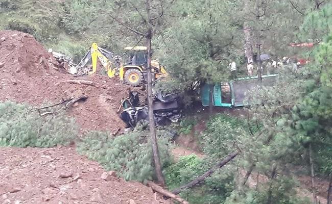 Landslides In Mizoram Snap Road Links, 7 Buildings Collapse