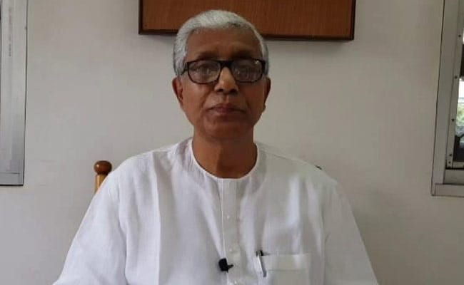 In BJP's 'Skeletons In Septic Tanks' Jibe, Manik Sarkar Mentioned