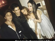 Shah Rukh Khan And Gauri Are Stars Of Manish Malhotra's Party. See Pics