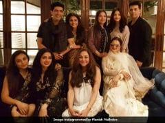Sridevi. Rekha. Aishwarya Rai Bachchan. Tina Munim. Shabana Azmi. Rani Mukerji. Vidya Balan: 7 Actresses In Pic Worth A 1,000 Films