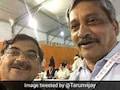 A Selfie On Election Day Is 20 Votes In The Kitty, Says Manohar Parrikar