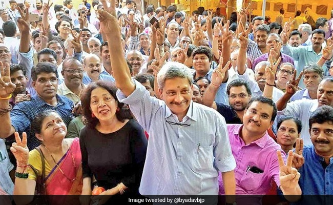 Manohar Parrikar Is India's 18th Chief Minister To Die While In Office