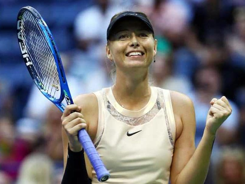 US Open: Maria Sharapova Battles On While Alexander Zverev, Nick Kyrgios Crash Out